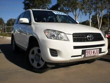 2012 Toyota RAV4 ACA33R MY12 CV White 4 Speed Automatic Wagon Noosaville Noosa Area Preview