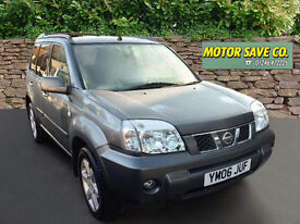 NISSAN X-TRAIL 2.2 dCi 136 Columbia (6 Speed Gearbox) (grey) 2006