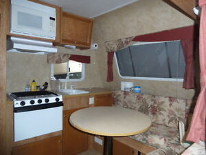 Jayco  Jay  Feather 165 Travel Trailer