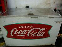 glacière coca cola