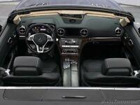 Miniature 10 Voiture Européenne d'occasion Mercedes-Benz SL-Class 2013