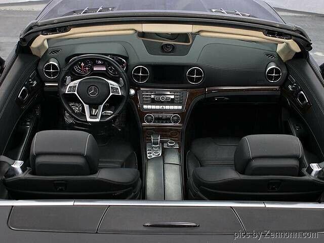 Image 10 Voiture Européenne d'occasion Mercedes-Benz SL-Class 2013