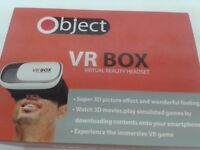 VR BOX - Virtual Realty Headset - Only £10 ! Brand New and Boxed