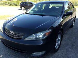 Toyota Camry 2004 SE 4 cylinder