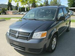 2008 Dodge Grand Caravan SE STOW&GO DVD-BACK UP CAMERA!