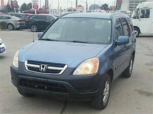 2002 Honda CR-V EX $3950