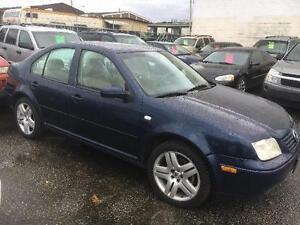 2002 Volkswagen Jetta GLX