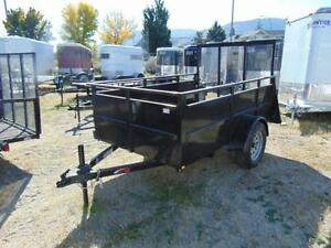 2017 Mirage 5 X 8 Utility / ATV Trailer w. Ramp