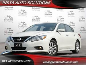 2016 Nissan Altima 2.5S Apply now! Good & Bad Credit Welcome!!