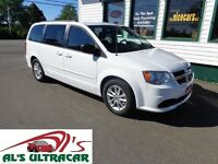 2014 Dodge Grand Caravan SXT w/ DVD only $187 bi-weekly!