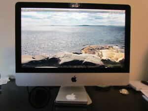 "Apple 21.5"" iMac late 2013"
