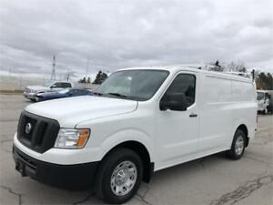 2014 Nissan NV-2500 - SV - Cargo-Low Roof
