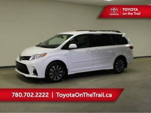 2018 Toyota Sienna SHOWROOM LUXURY, LEATHER, STARTER, AND MORE!