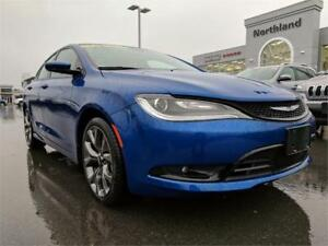 2016 Chrysler 200 S 3.6L V-6 9-Spd Automatic