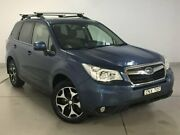 2013 Subaru Forester S4 MY13 2.5i-S Lineartronic AWD Blue 6 Speed Constant Variable Wagon Chatswood Willoughby Area Preview