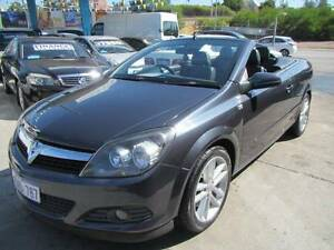 2007 Holden Astra Convertible Auto 123,830 Klm's Mount Lawley Stirling Area Preview