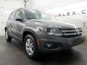2015 Volkswagen Tiguan 4MOTION AUTOMATIQUE BLUETOOTH MAGS CRUISE