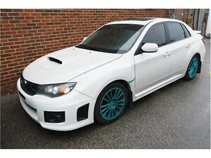 2011 Subaru Impreza WRX AWD Limited Pkg 5-Speed Sunroof Leather