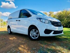 2018 LDV G10 SV7C White 6 Speed Automatic Van Kenwick Gosnells Area Preview