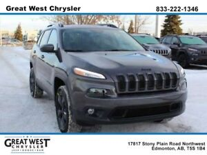 2018 Jeep Cherokee Limited** 3.2L Pentastar VVT V6 engine with E