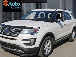 2016 Ford Explorer XLT, LEATHER, 2ND ROW CAPTIAN CHAIRS,BLIND SP