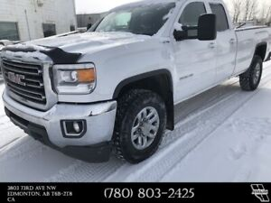 2015 GMC Sierra 3500HD SLE 6.0L - Gas Long Box - Back Up Camera