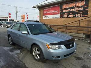 2006 Hyundai Sonata GLS******LEATHER******PRICED TO SELL********