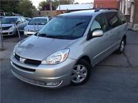 2005 Toyota Sienna LE 7 PASS DVD MAGS