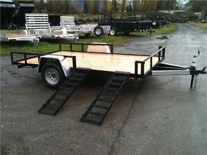83 x 12 ATV trailer for sale in Chilliwack
