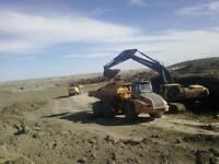 Excavating/Construction Services