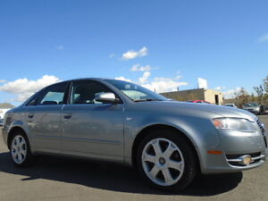2006 Audi A4 2.0T quattro-AWD-LEATHER-SUNROOF-WITH NEW CLUTCH