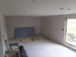 DRYWALL TAPING Kawartha Lakes Peterborough Area image 2