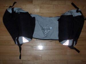 YAMAHA Snowmobile Saddle Bags