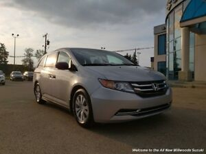2016 Honda Odyssey SE-ONE OWNER-ACCIDENT FREE-LOW MONTHLY PAYMEN