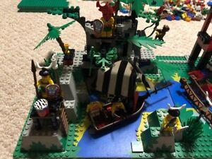 Lego 6278 Enchanted Island