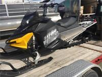"""REDUCED! 2011 SKI DOO SUMMIT SP 800 154 X 2.5"""" LOW KMS Timmins Ontario Preview"""