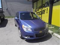 2009 Chevrolet Aveo LT GUARANTEED FINANCING BE APPROVED TODAY!!