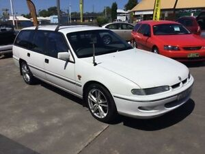 1997 Holden Commodore VS II Acclaim White Automatic Wagon Boolaroo Lake Macquarie Area Preview