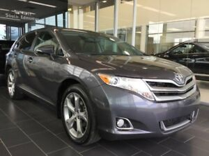 2014 Toyota Venza XLE V6, AWD, ACCIDENT FREE