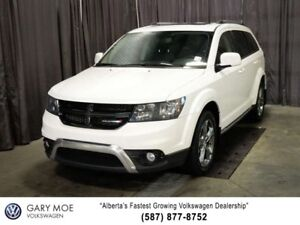 2016 Dodge Journey CROSSROADS, AWD, REMOTE START,