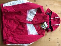 Trespass Ski Jacket - Brand New with Tags Age 13/14 or Size 8 ladies