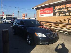 2012 Chrysler 200 Limited***NAVI***LEATHER**FULLY LOADED**
