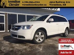 2010 Dodge Journey SXT, 1 Owner, DVD, Heated Seates, 3rd Row