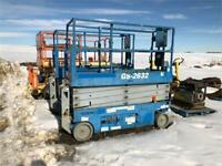 2013 GS-2632 Electric Scissorlift Edmonton Edmonton Area Preview
