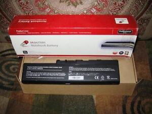 New Laptop Notebook Battery Replacement for Toshiba PA3383U-1BAS
