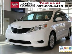 2014 Toyota Sienna LE ALL WHEEL DRIVE