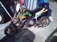 SPARES OR REPAIRS LITTLE KIDS MOTORBIKE