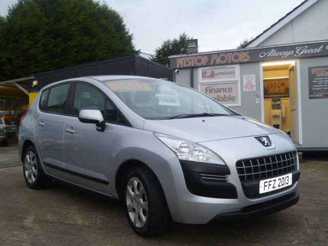 2011 PEUGEOT 3008 1.6 HDI ACTIVE## ZERO DEPOSIT FOR FINANCE ON ALL ...