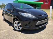 2009 Ford Fiesta WS LX Black 4 Speed Automatic Hatchback Slacks Creek Logan Area Preview