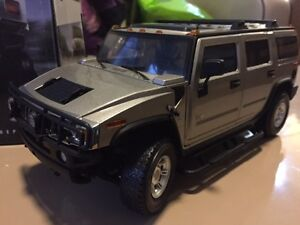 RARE 1:18 SCALE PEWTER TAUPE H2 HUMMER HIGHWAY 61 NEW W BOX Windsor Region Ontario image 6